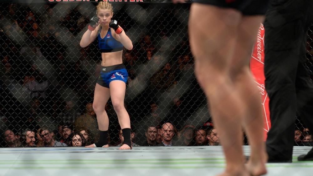 Ngoài tài năng võ thuật, Paige VanZant còn được chú ý bởi vẻ ngoài hấp dẫn.