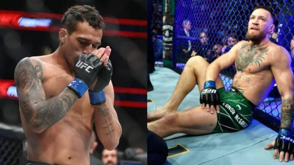 Charles Oliveira: Tôi hy vọng Conor McGregor trở lại với 100%