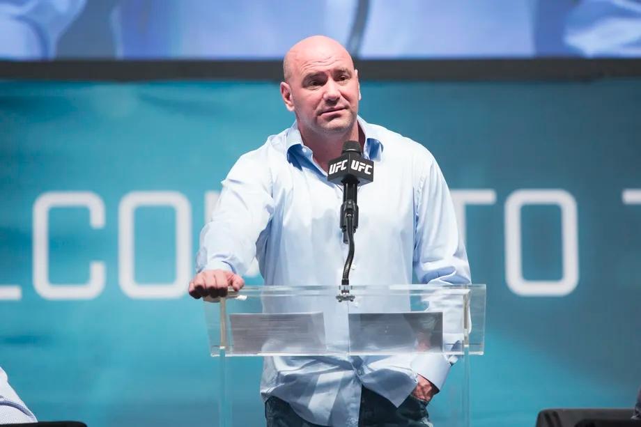 Chủ tịch UFC Dana White không thích ý tưởng Jake Paul đấu Jorge Masvidal.