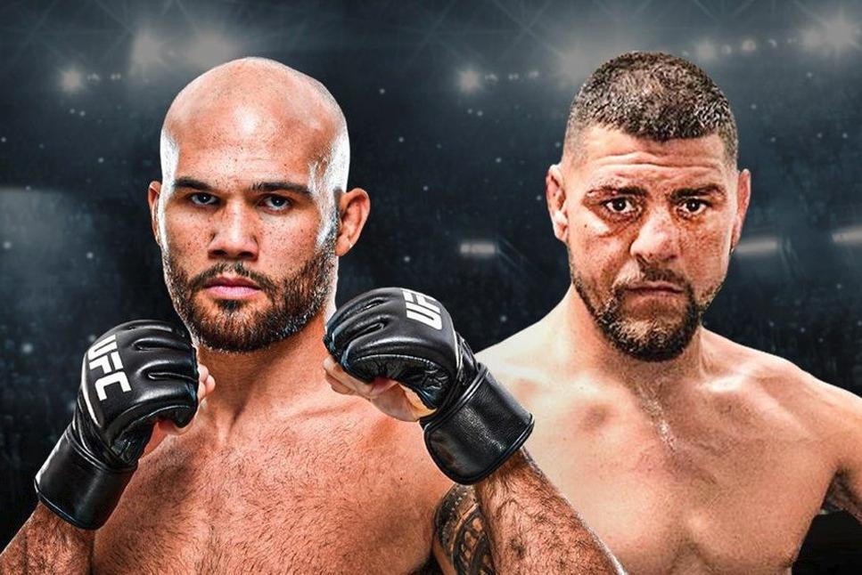 Jorge Masvidal nhận định về cuộc chiến giữa Robbie Lawler và Nick Diaz