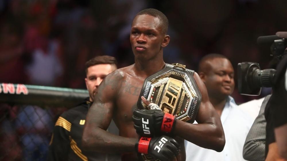 Israel Adesanya vẫn đang là đương kim vô địch hạng cân trung UFC.