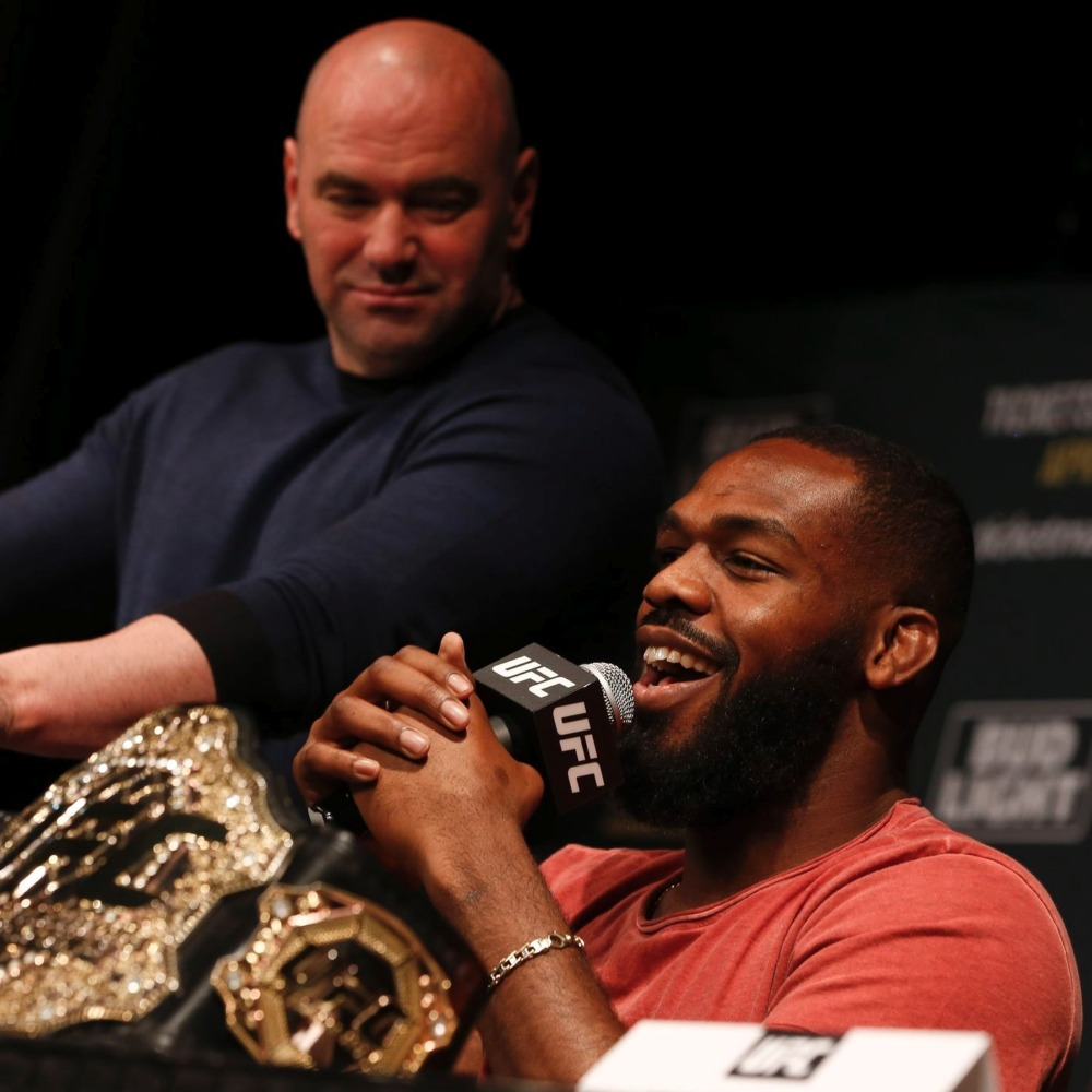 Chủ tịch UFC Dana White không bất ngờ vì Jon Jones dính rắc rối khi đến Las Vegas.