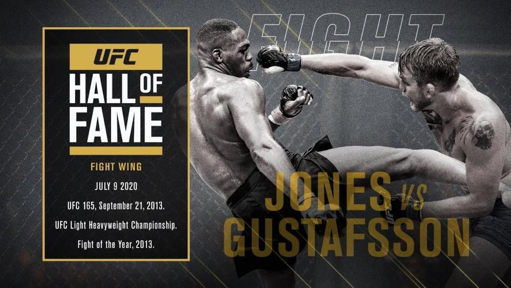 Jon Jones bị bắt chỉ vài giờ sau khi được vinh danh ở đại sảnh danh vọng UFC.
