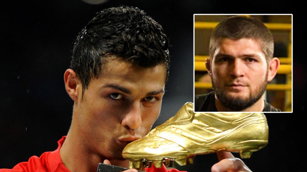 Khabib Nurmagomedov tiết lộ điều bất ngờ về thương vụ Cristiano Ronaldo