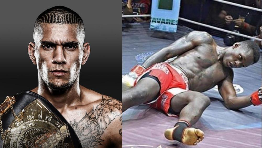 Glover Teixeira: Israel Adesanya sợ hãi tân binh UFC