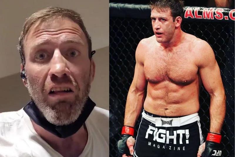 Bác sĩ mải chữa cho bệnh nhân COVID-19, Hall of Famer UFC náo loạn tại bệnh viện