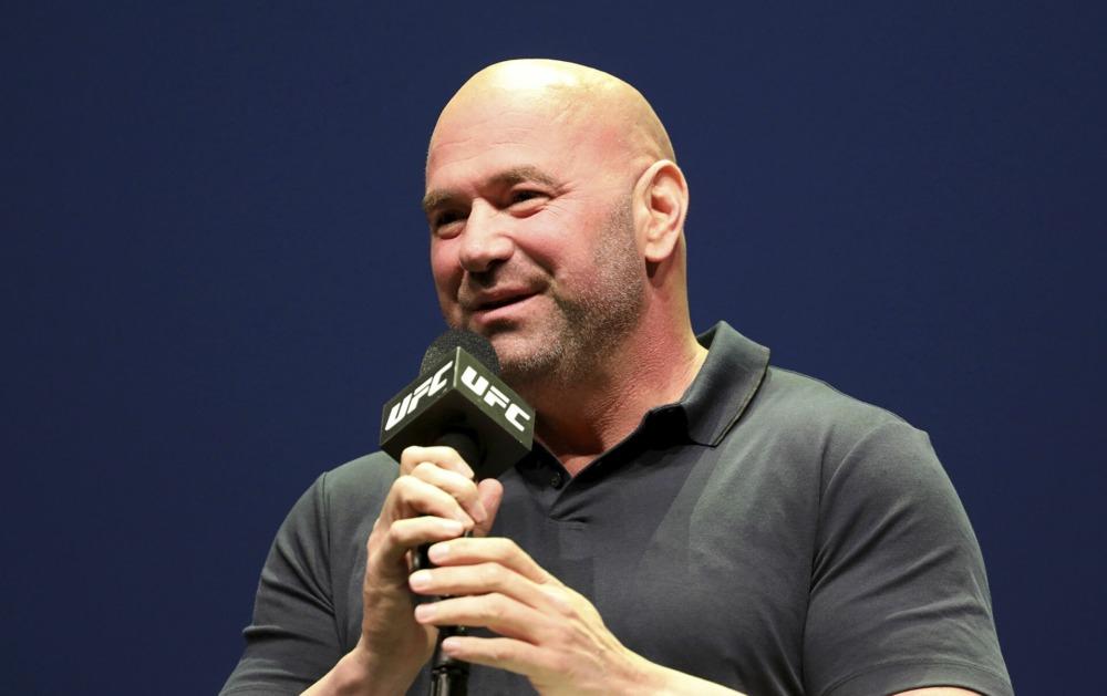 Dana White còn 3 năm hợp đồng với UFC.