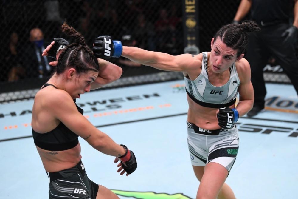 Marina Rodriguez có chiến thắng thuyết phục tại UFC Vegas 39 vừa qua.