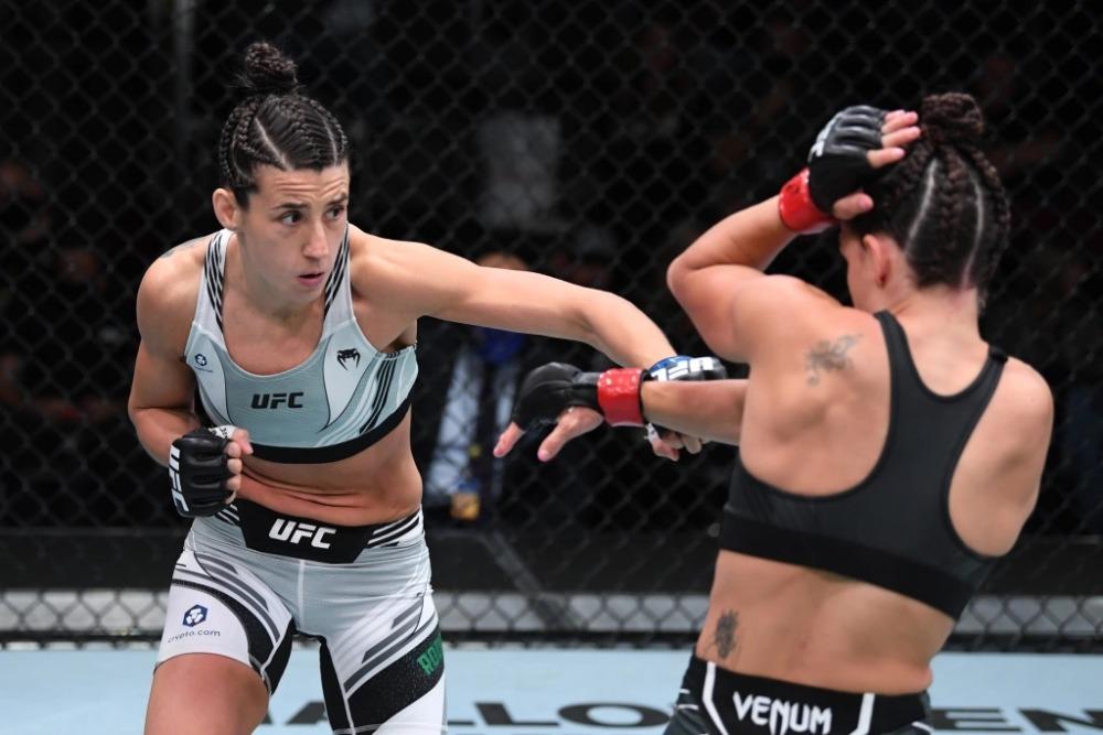 Đánh bại Mackenzie Dern, Marina Rodriguez nói gì về suất tranh đai sau UFC Vegas 39