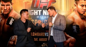 cung le va michael bisping
