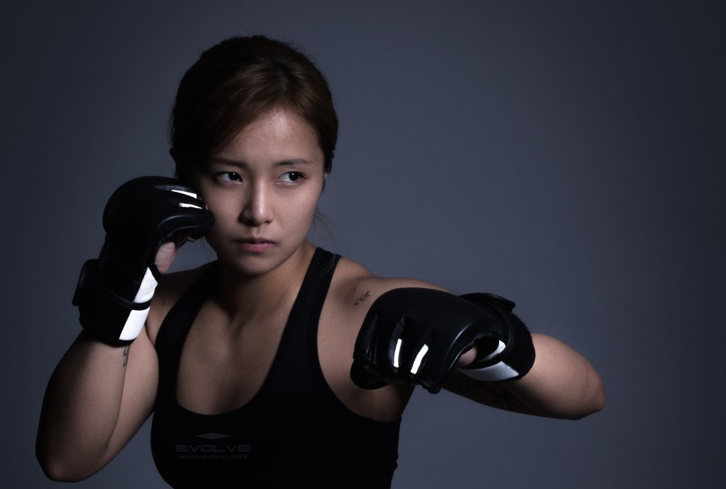 Ga Yeon The Deadly Beauty Song MMA Stats, Pictures, News