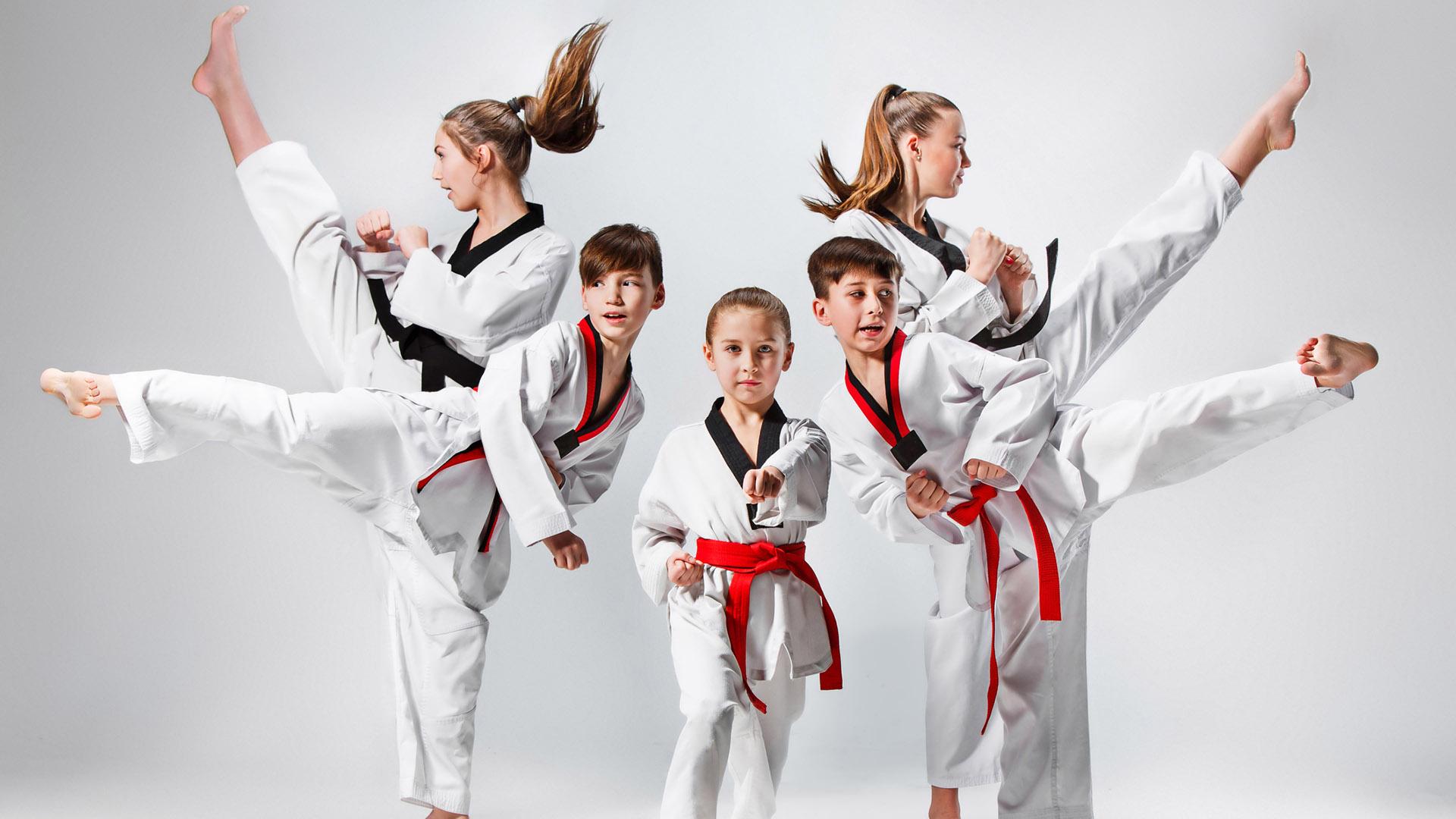 Vs khac karate nao taekwondo nhau cho 💥 7