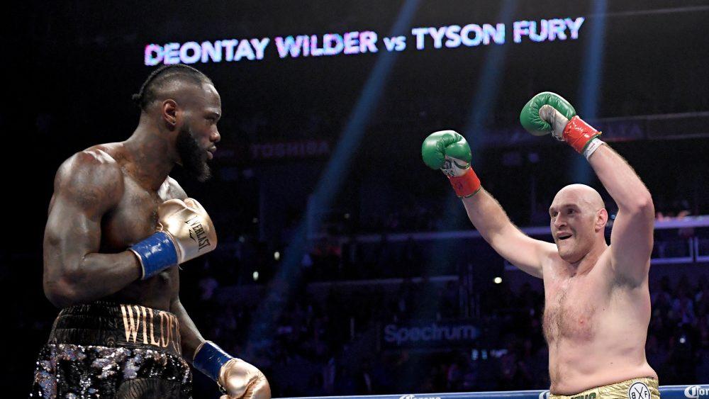 Tyson Fury vàDeontay Wilder sắp có màn tái đấu ở trận tranh đai vô địchWBC.