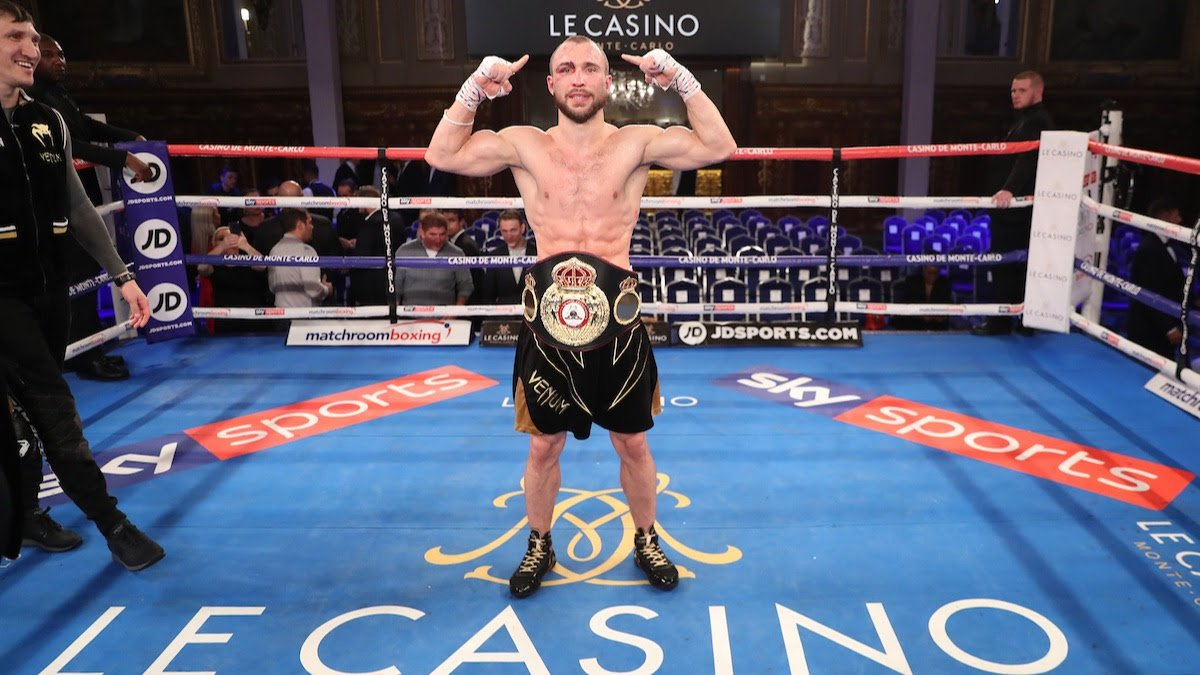 Alexander Besputin có thể bị tước đai vô địch WBA vì doping.