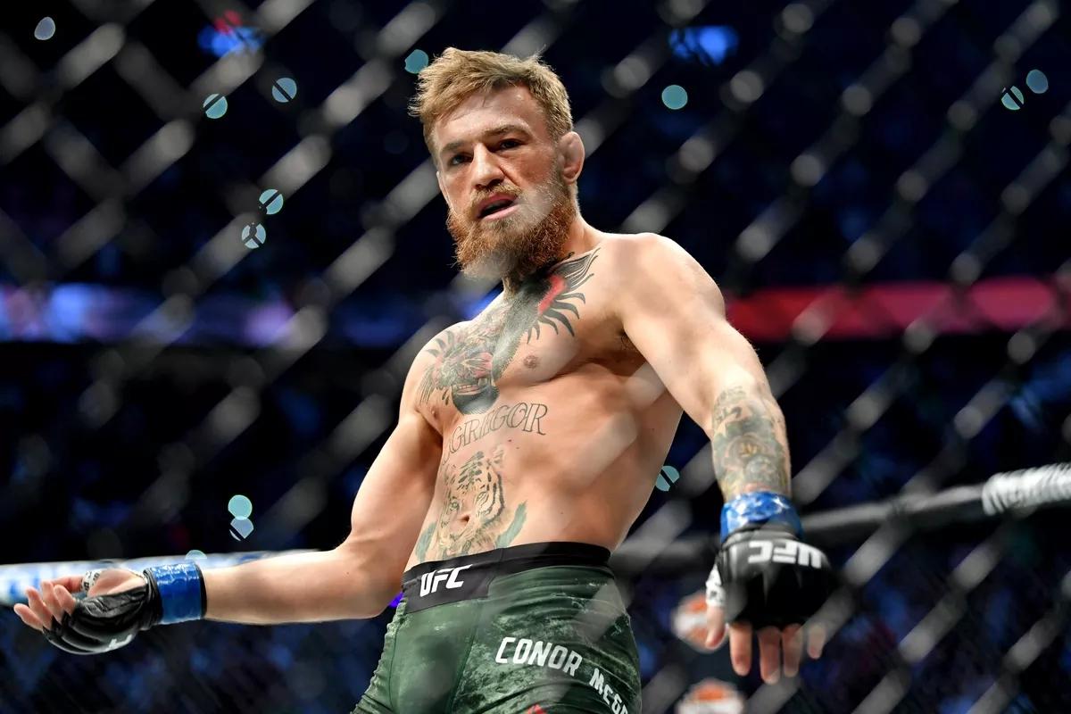 Conor McGregor đang ở trạng thái tốt nhất.