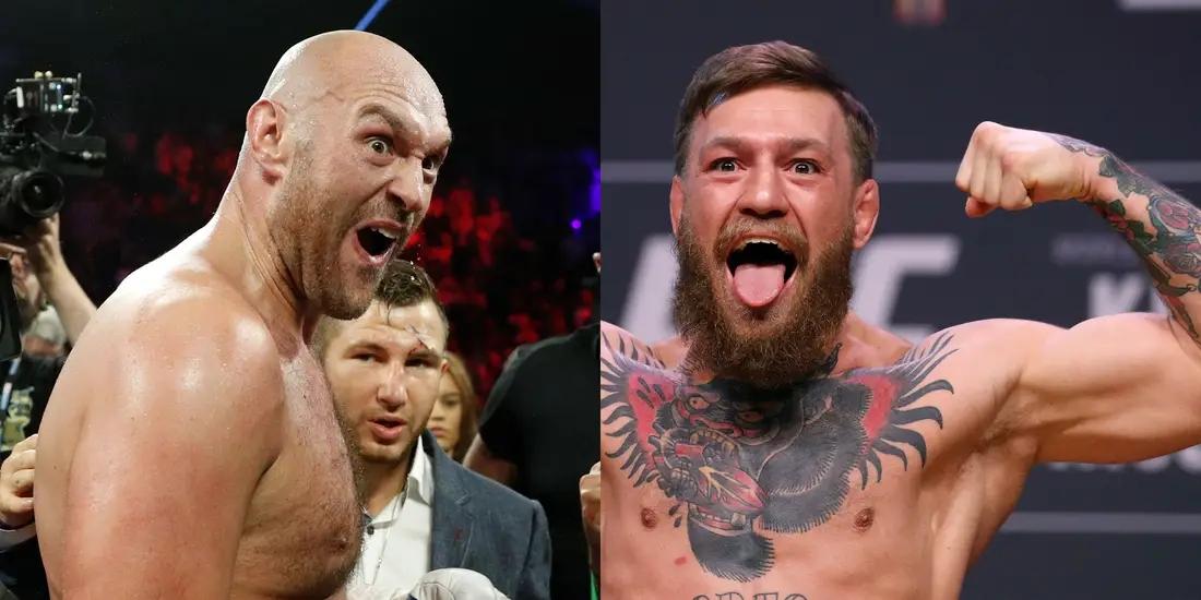 Tyson Fury từng phát biểu rằng sẽ hợp tác vớiConor McGregor để đào tạo mình trong bộ môn MMA.