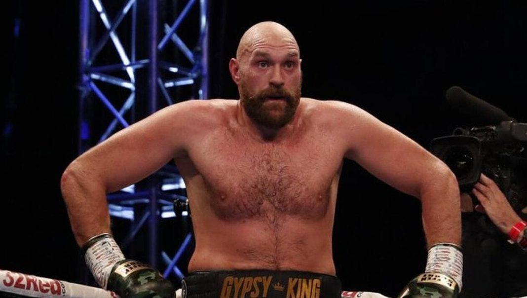 Đây là phản ứng của Tyson Fury khi được chủ tịch WBO đề nghị đấu với tay đấm 6-0 Bakhodir Jalolov
