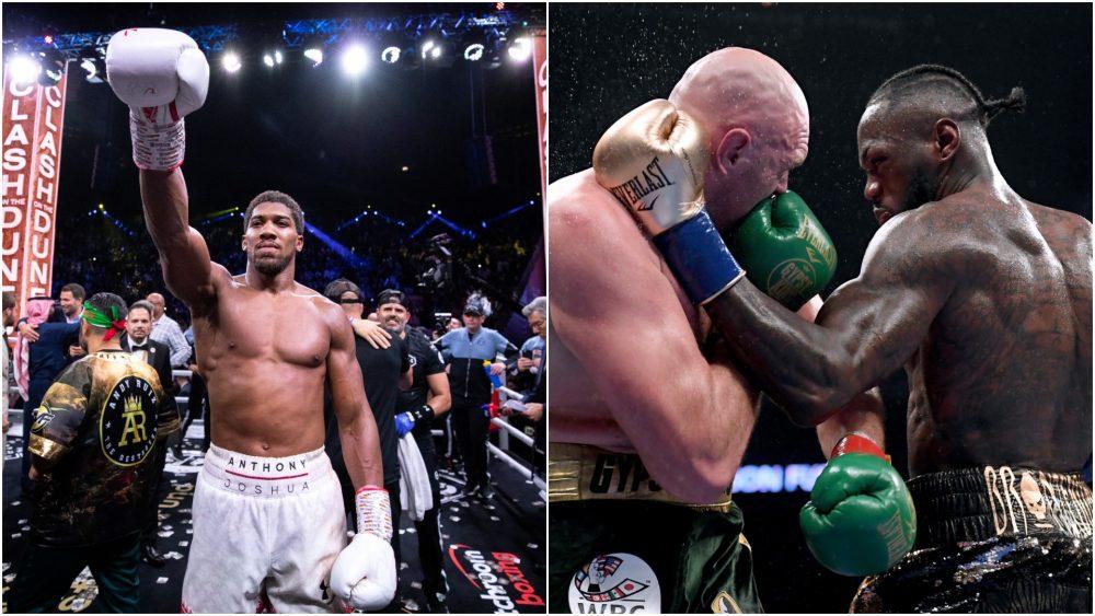 Anthony Joshua nói khá nhiều về đề nghị đấu với tay đấm thắng trong cuộc chiến giữaTyson và Wilder.