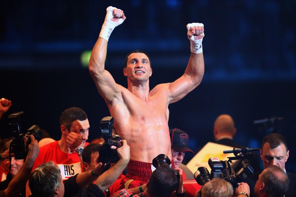 Wladimir Klitschko là 1 tượng đài của làng Quyền Anh hạng nặng thế giới.
