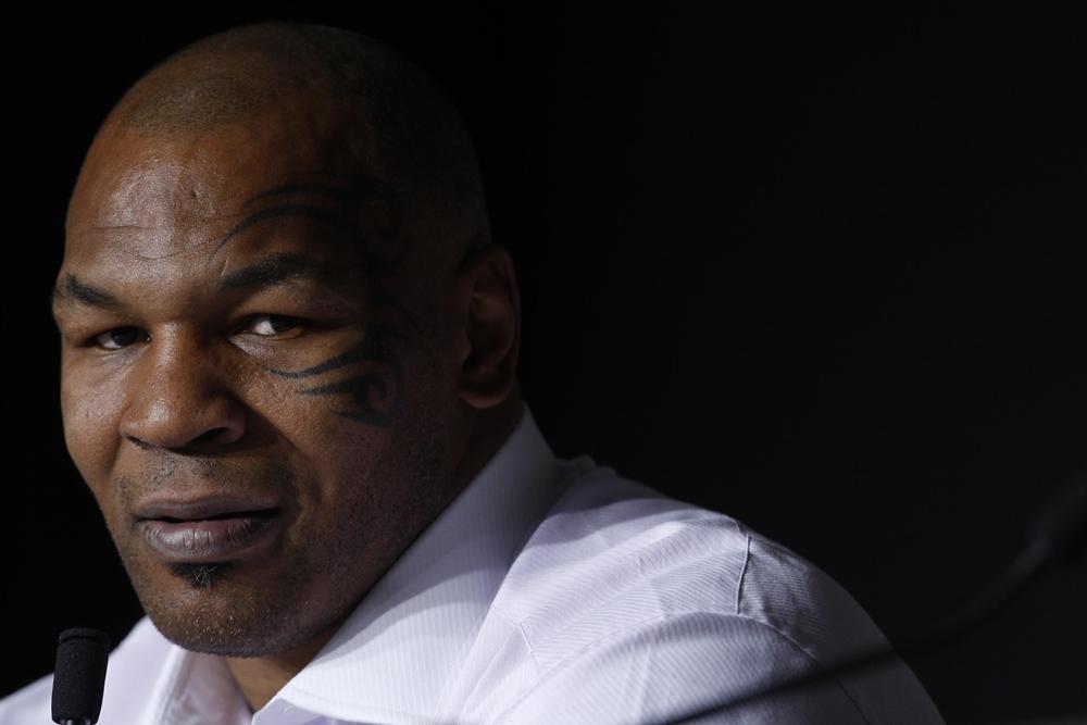 Mike Tyson đã chia sẻ không ít về những năm tháng tồi tệ nhất cuộc đời.