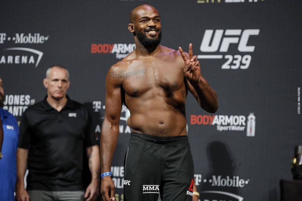 """Jones muốn là """"số 1"""" ở môn MMA."""