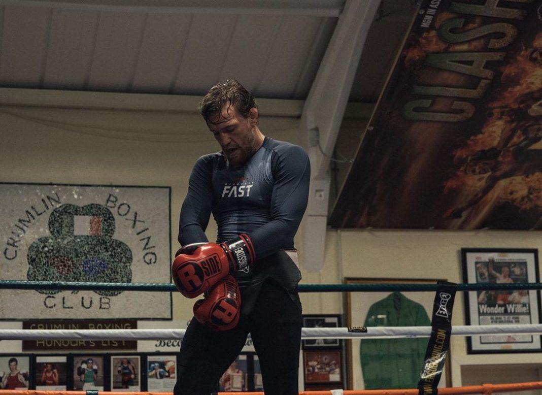 Tuyên bố giải nghệ, McGregor bất ngờ đăng ảnh tập luyện sau phát biểu lạnh lùng của chủ tịch UFC