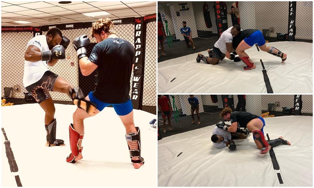 Dereck Chisora: 'Trận tiếp theo của tôi có thể là MMA hoặc Usyk'