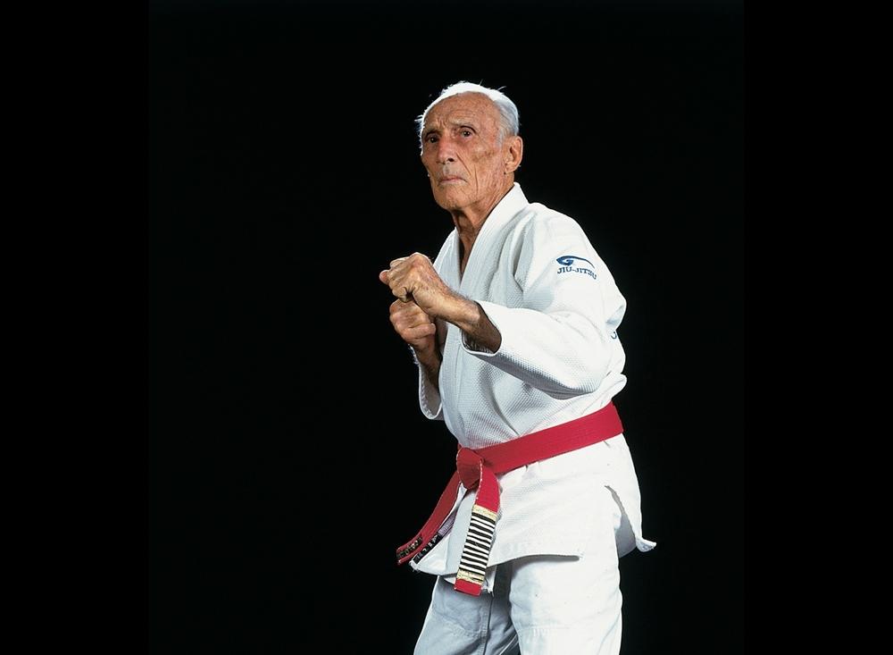 Helio Gracie có sức ảnh hưởng tới làng võ thuật thế giới.