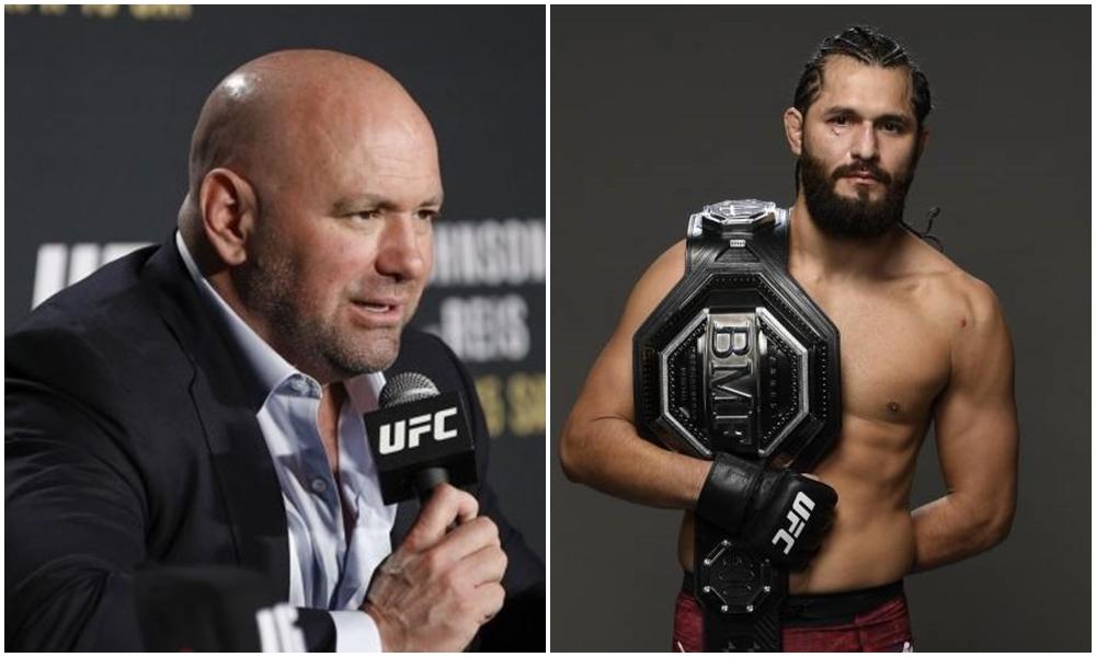 Chủ tịch UFC Dana White không hài lòng với những phát biểu và hành động củaJorge Masvidal.