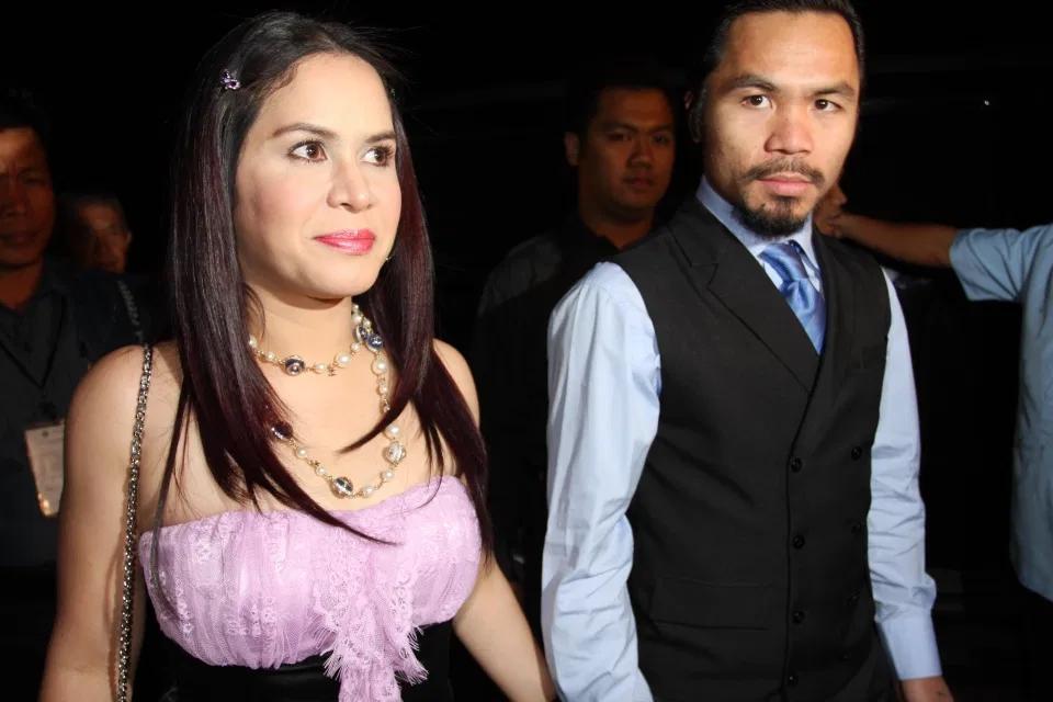 Pacquiao, vợ và 5 đứa con đều chịu cảnh 14 ngày cách ly vì COVID-19.