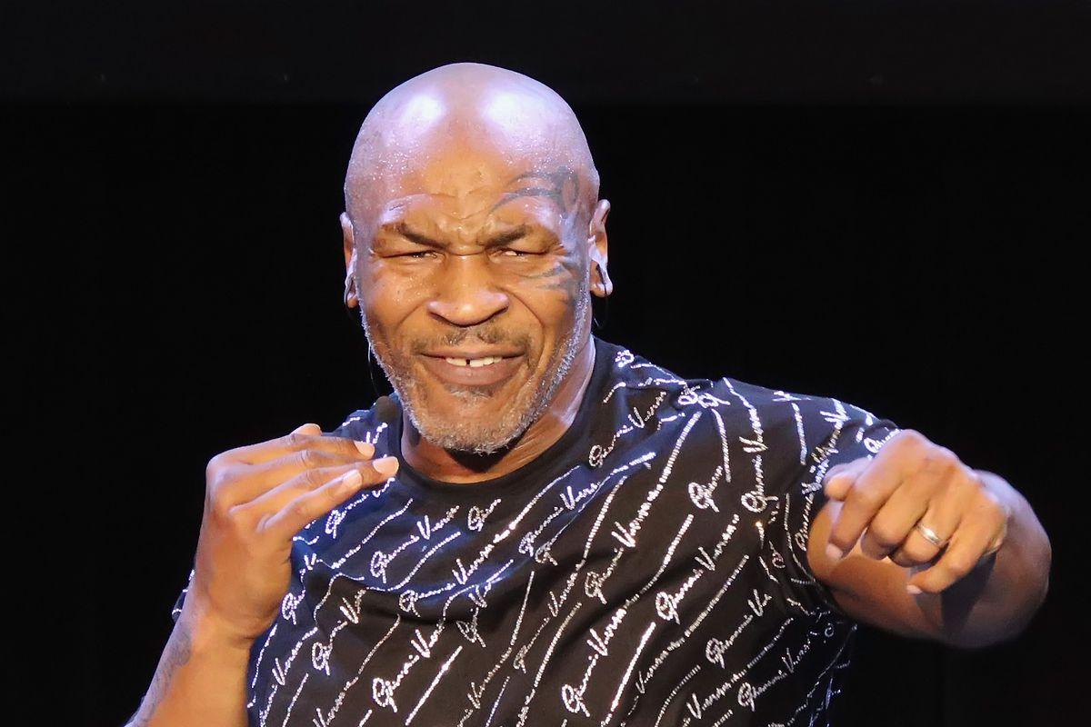 Mike Tyson sắp trở lại sàn đấu quyền Anh trong các trận biểu diễn.