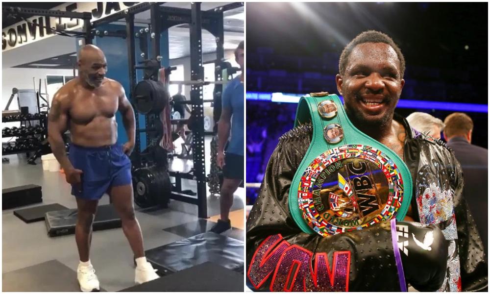 Dillian Whyte phản đối ý tưởngMike Tysontranh đai vô địch hạng nặng vớiTyson Fury.
