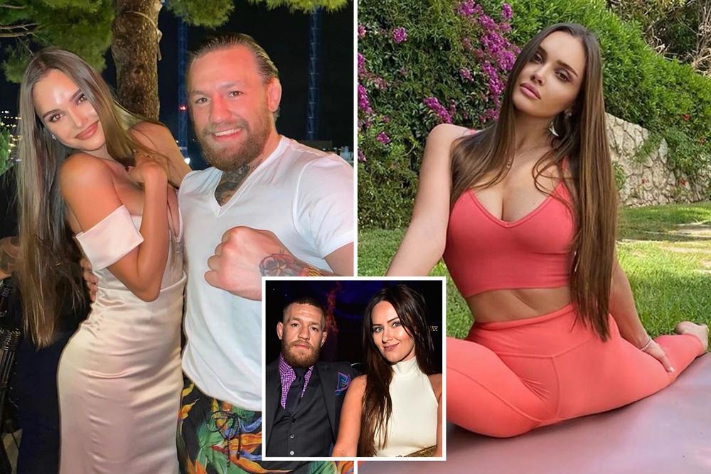 Nữ VĐV xinh đẹp lên tiếng thanh minh sau tấm hình chụp chung cùng McGregor