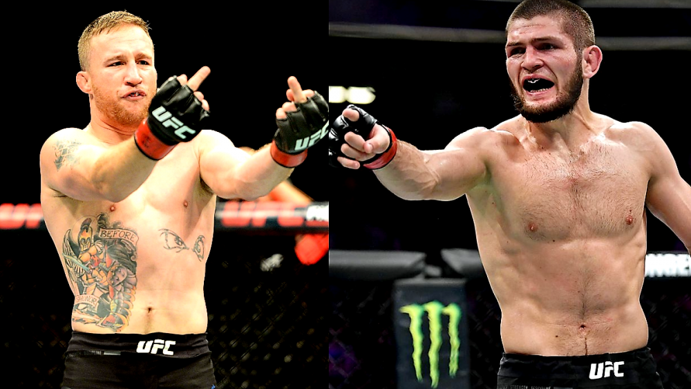 Justin Gaethje vàKhabib Nurmagomedov nhiều khả năng sẽ đối đầutại UFC 253?