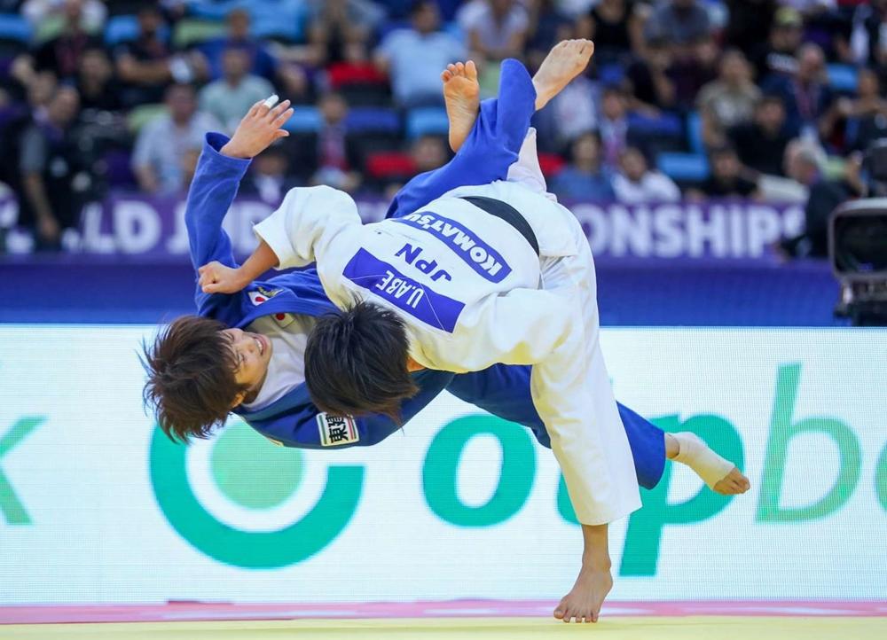 Judo là môn thể thaotiếp xúc và chịu ảnh hưởng nặng nề từ đại dịch COVID-19.