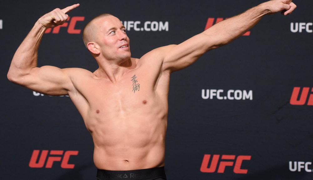 Georges St-Pierre sẽ tiếp tục làm việc với UFC trong vai trò mới.