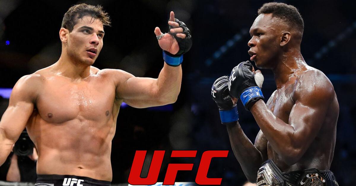 Paulo Costa sẽ đối đầu với Israel Adesanya ở sự kiện UFC 253 tới.