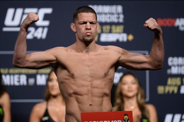 Nick Diaz vẫn là tên tuổi lớn của làng MMA dù đã không thi đấu từ lâu.