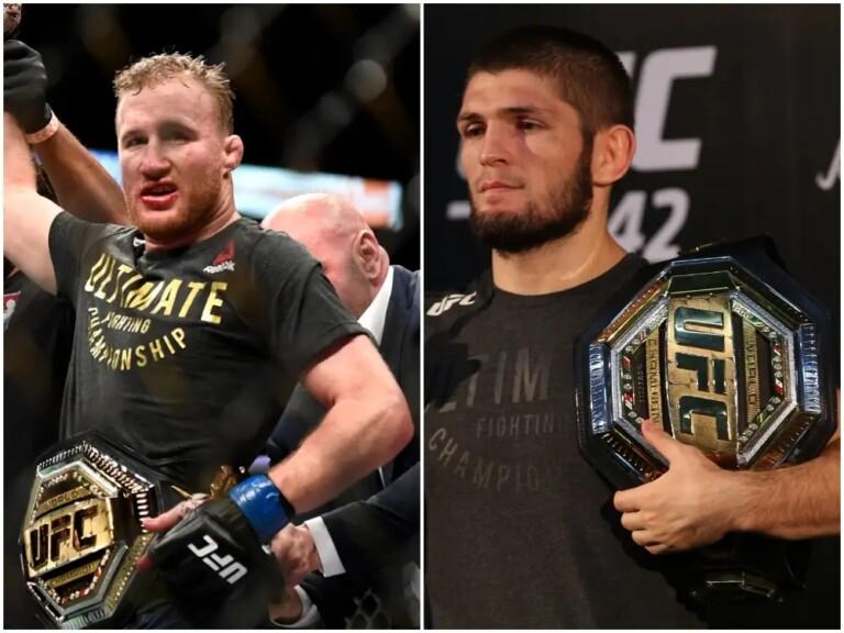 Tâm điểm UFC 254 là cuộc chiến giữa Khabib Nurmagomedov và Justin Gaethje.