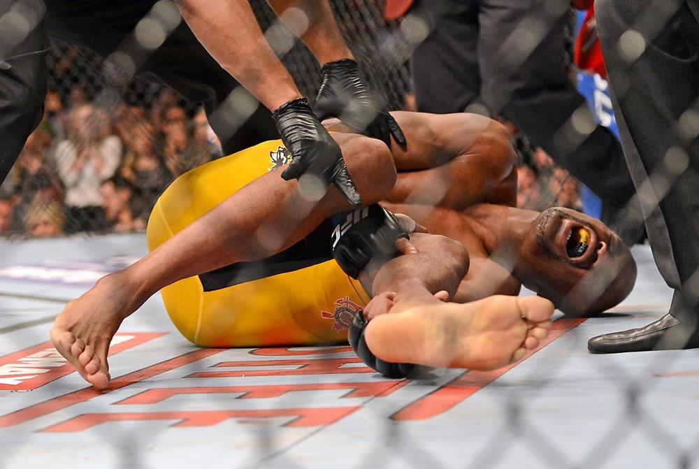 The Spider đang đi những chặng cuối của sự nghiệp UFC.