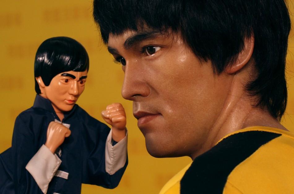 Lý Tiểu Long là huyền thoại võ thuật.
