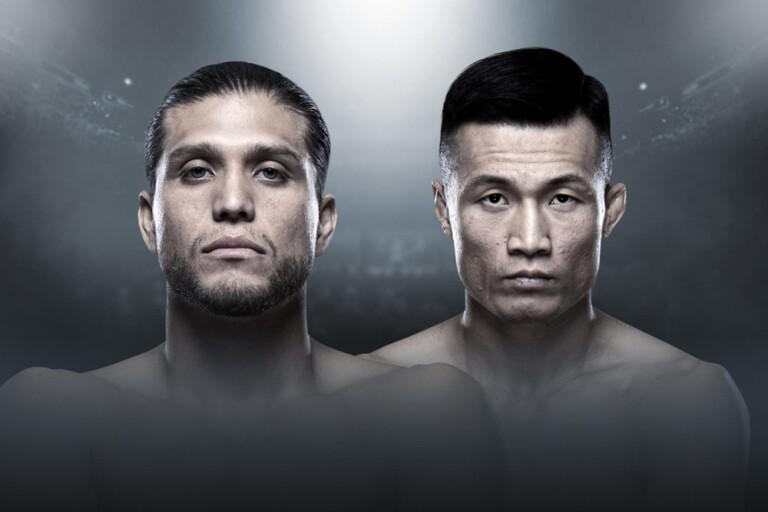 Chan Sung Jung đối đầu với Brian Ortega tại UFC Fight Island 6 ngày hôm nay.