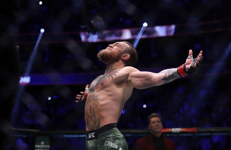 McGregor chỉ có ưu thế về tuổi tác trước Manny Pacquiao.