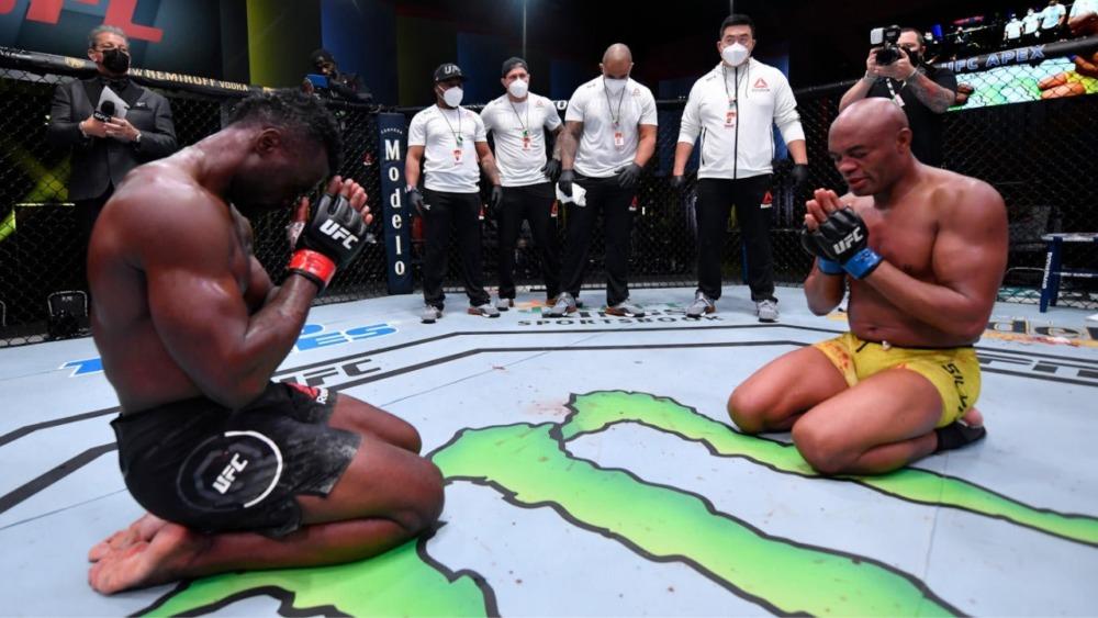 Anderson Silva vẫn chưa tìm được bến đỗ mới sau thất bại tại UFC Vegas 12.