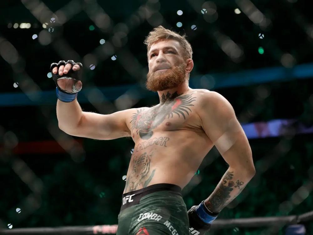 Conor McGregor là ngôi sao UFC với một sự nghiệp huy hoàng.